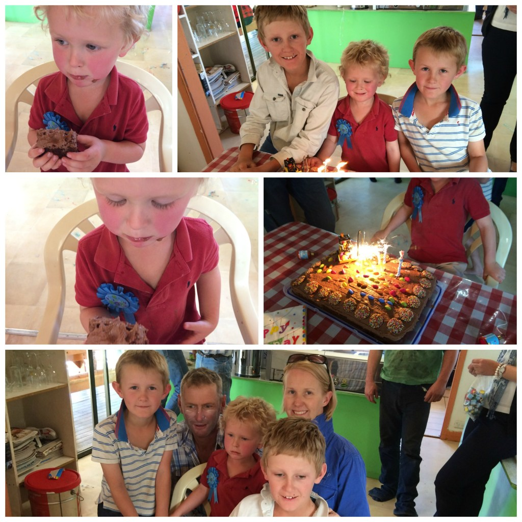 Week in Review: Birthday, BBQ & Mustering