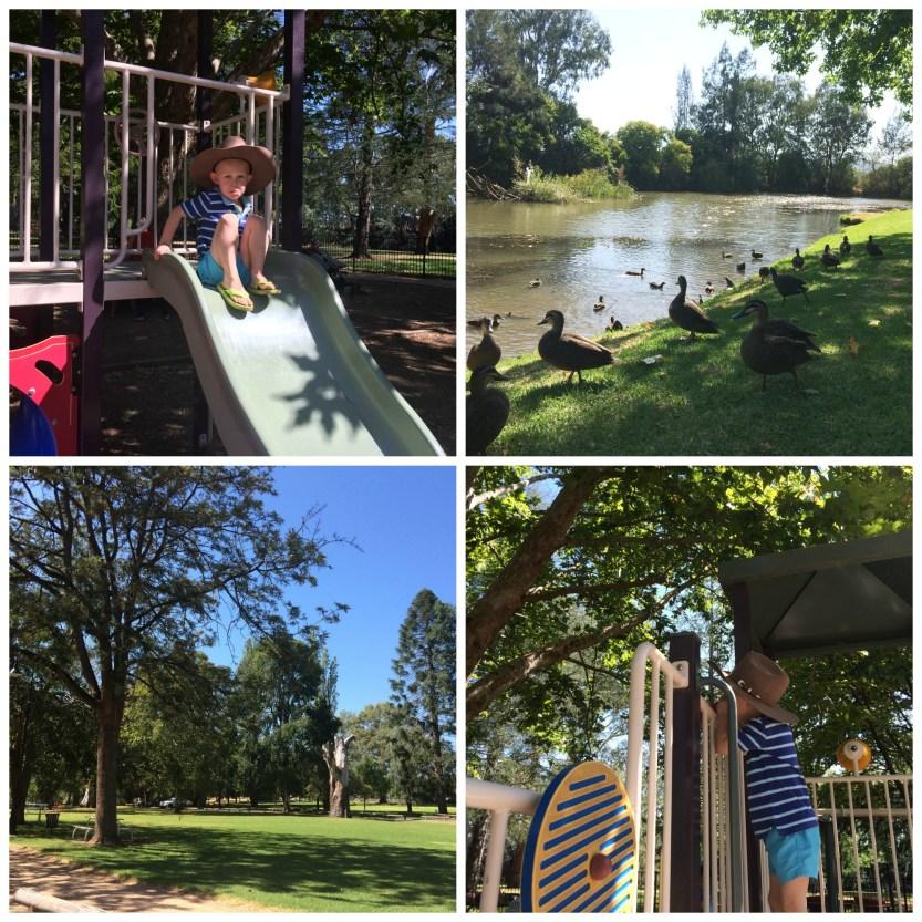 Mudgee Park