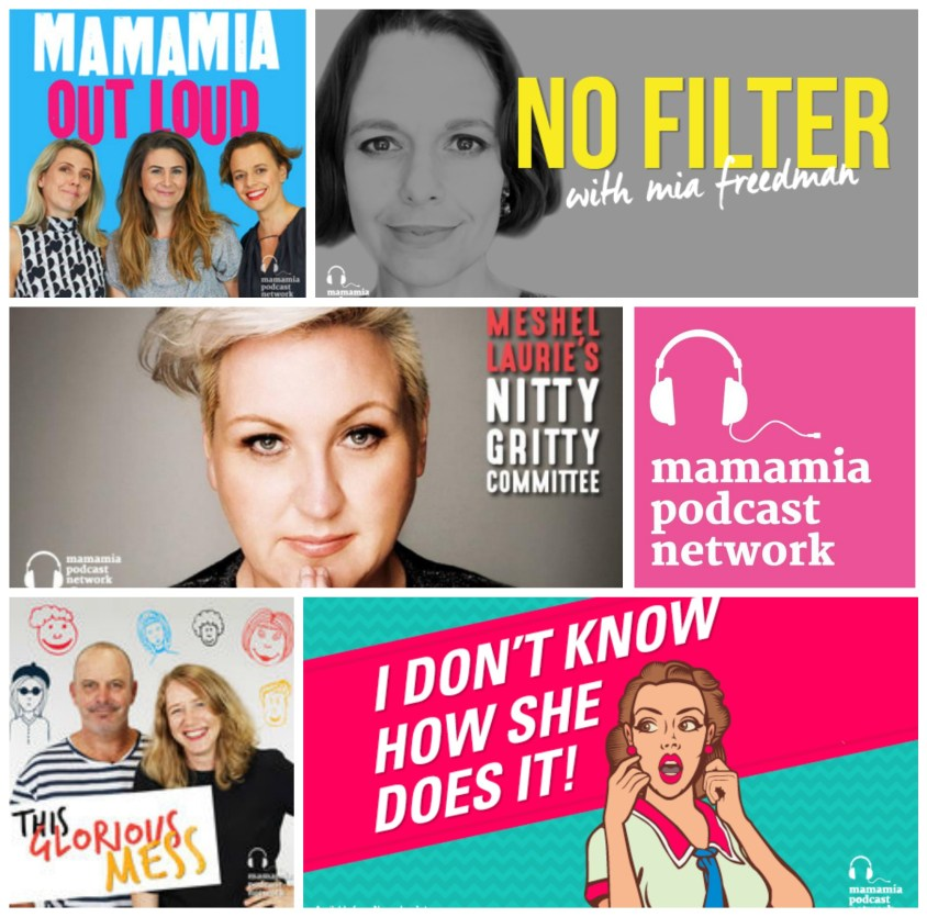 Mamamia Podcast Network