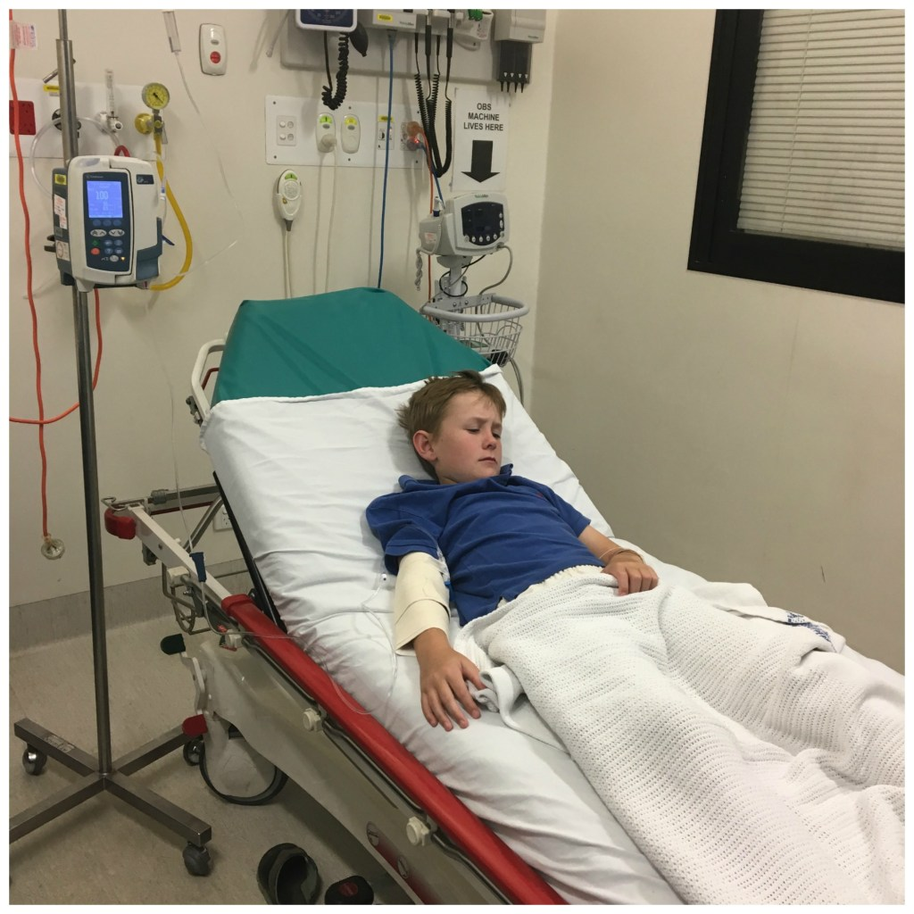 RFDS Frequent Flyer: Another Sick Boy