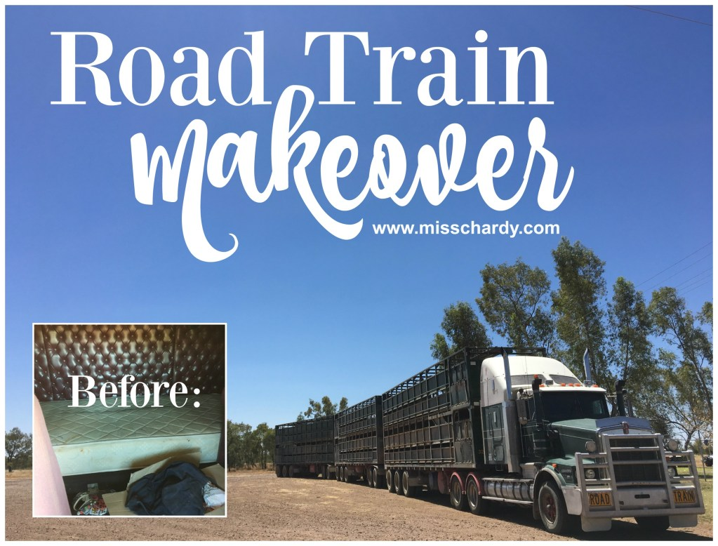 Road Train Makeover