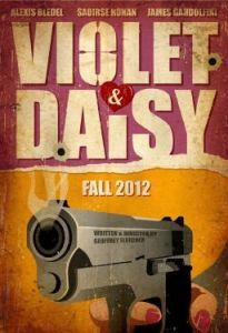 Violet-Daisy-