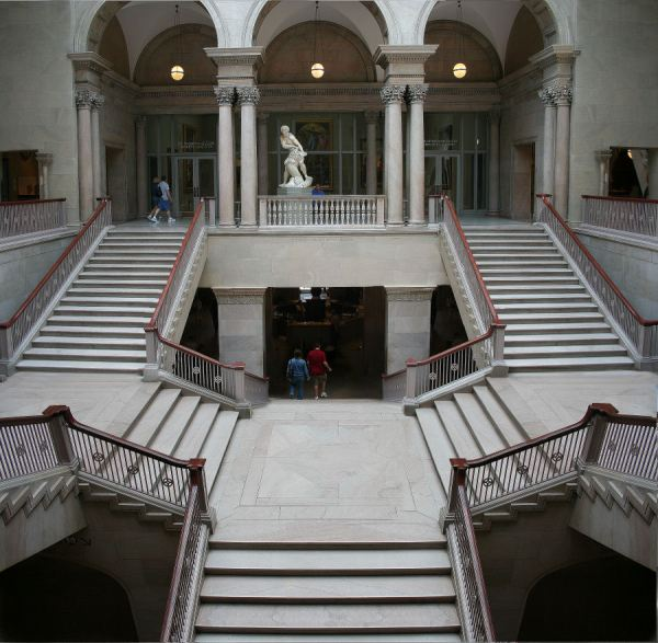 Chicago Art Institute Interior