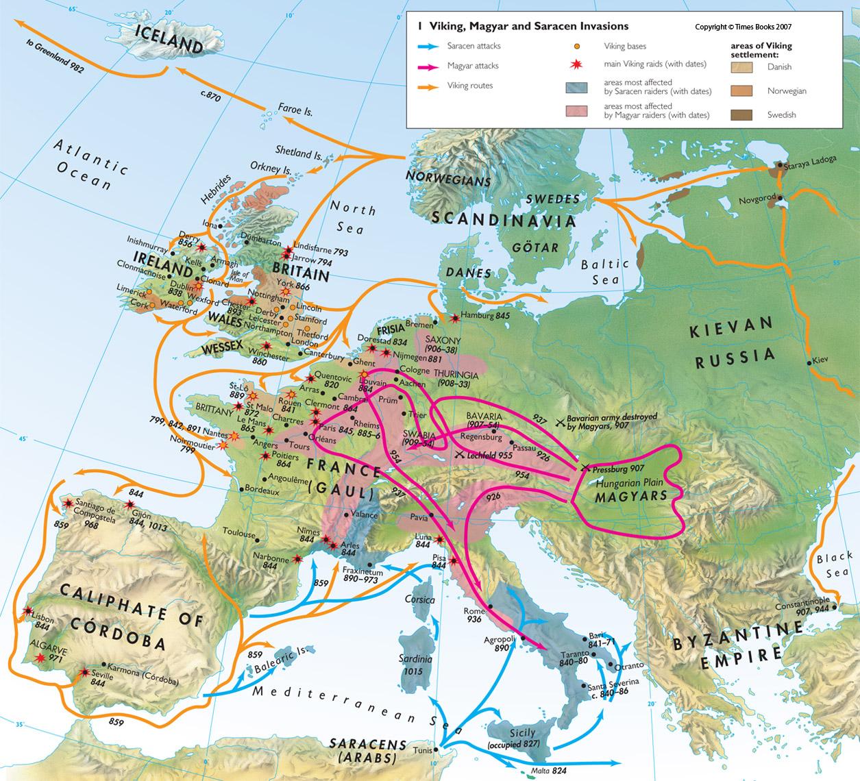 Bubonic Plague Black Death Map