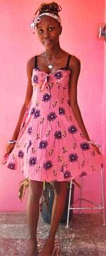 009c Jhenelle Thomas (Miss Teen Jamaica)