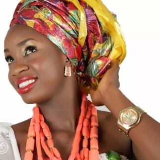 012a Enwongo Eyoette (Miss Nigeria)