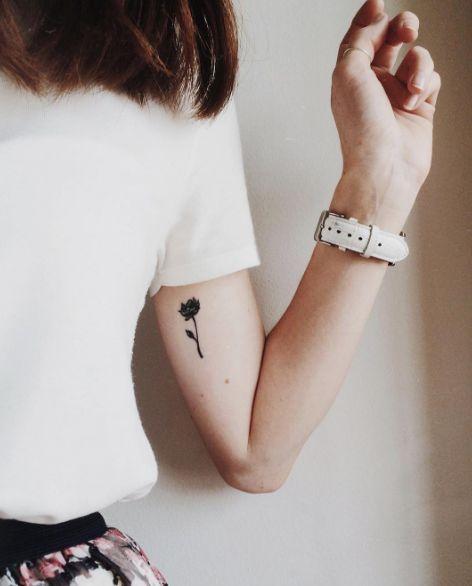 Tatuajes Pequeños Para Mujeres Las Mejores Ideas Para Ella