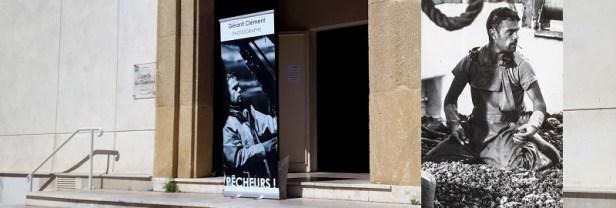 Exposition Pêcheurs Sète