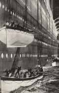 Evacuation du Titanic