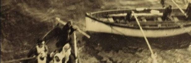 Panique à bord des canots du Titanic