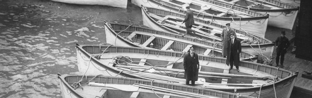Titanic canots