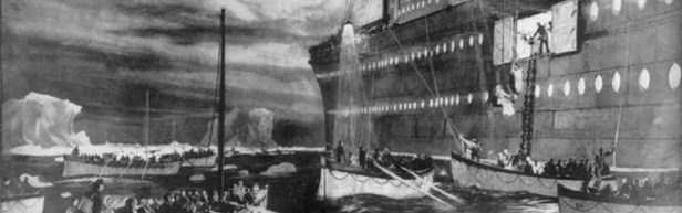 Titanic sauvetage