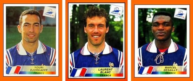 Joueurs de football français célèbres