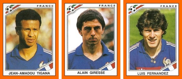 Les plus grands joueurs de foot français