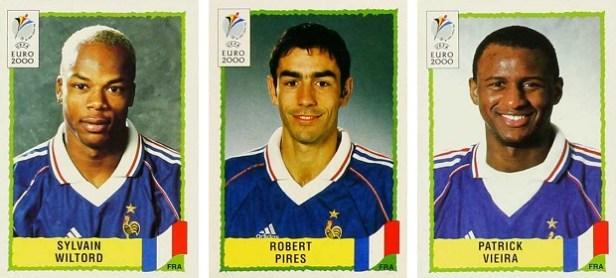 Les plus grands joueurs de football français