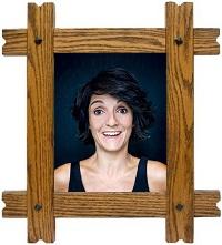Femme humoriste célèbre 5