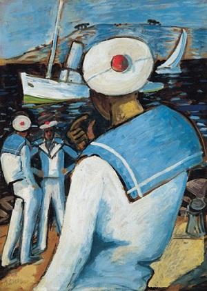 Des peintres et des marins Chabaud