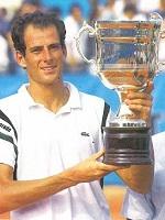 Meilleur joueur de tennis français Forget