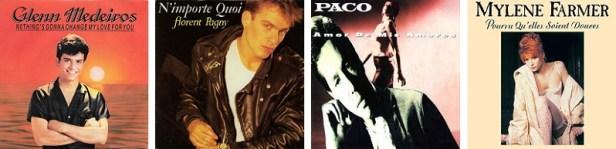 Succès n°1 Top 50 1988