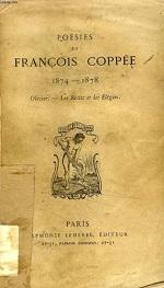 François Coppée Naufragé