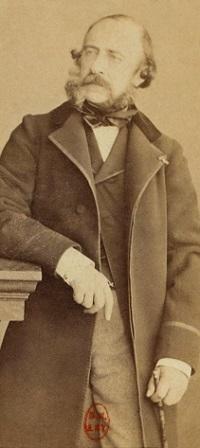 Poète Joseph Autran
