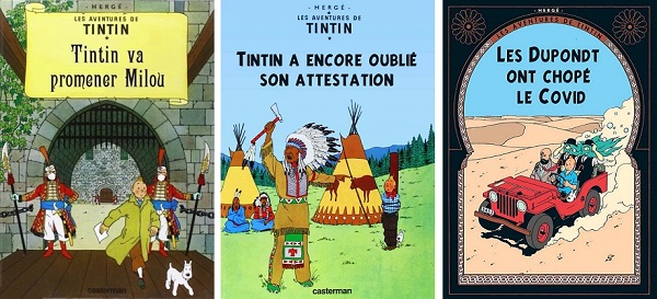 Tintin confinement 2