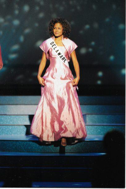 Miss Teen 99 Winner from Delaware
