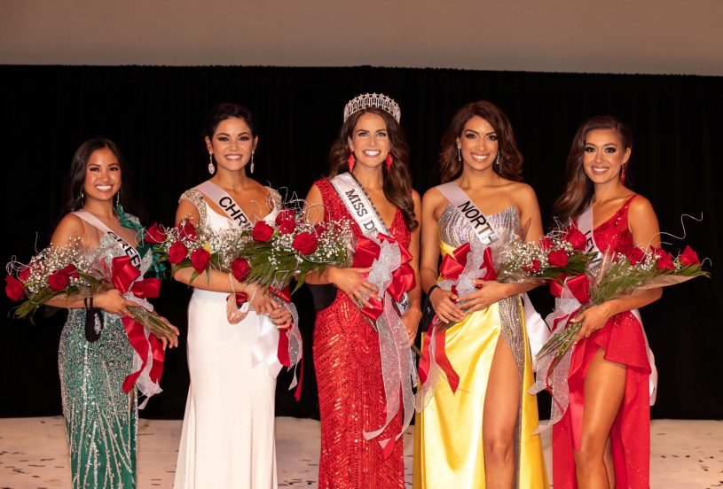 Top 5 of Miss Delaware USA 2021