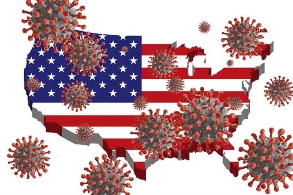 Corona Virus Pandemic in US and Voting