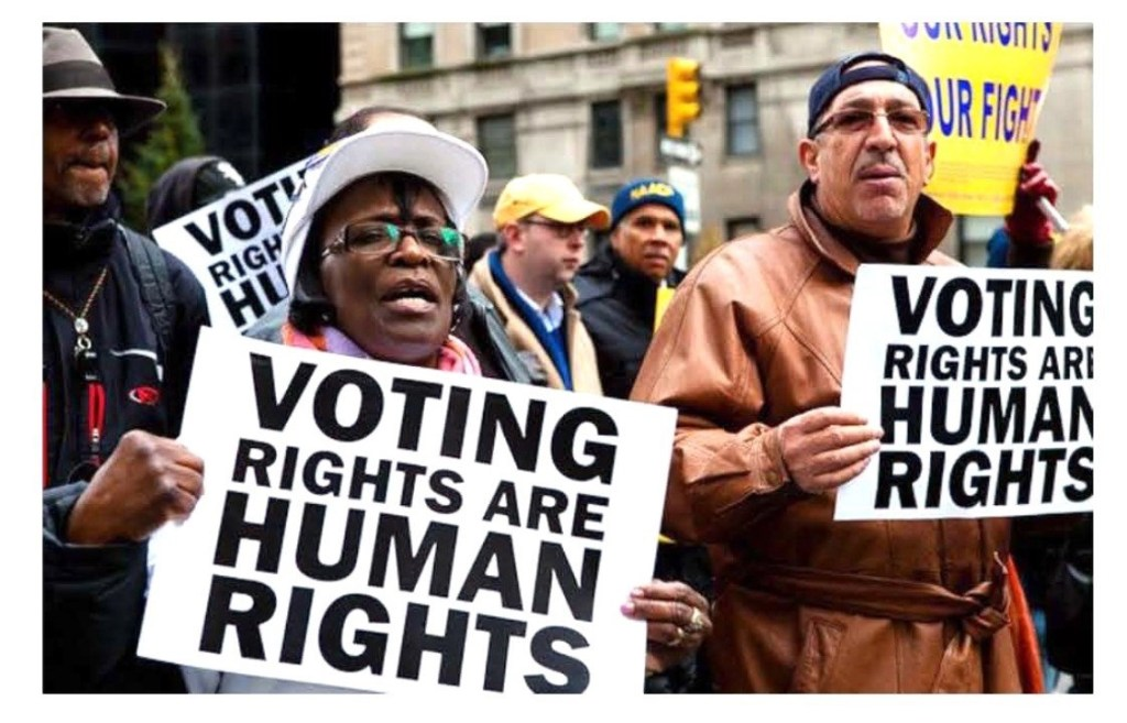 Voters Rights Match