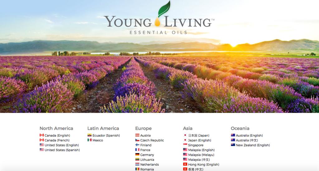 Cómo ser miembro de Young Living