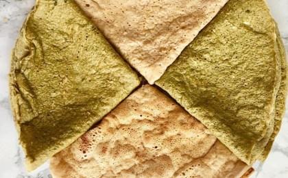 [DIY COCINA] Crêpes de avena