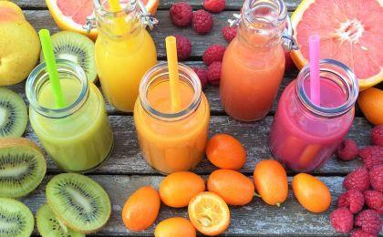 Beneficios de las frutas y verduras por colores