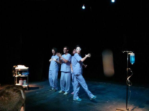 Doctores de la Impro Missestratagemas (2)