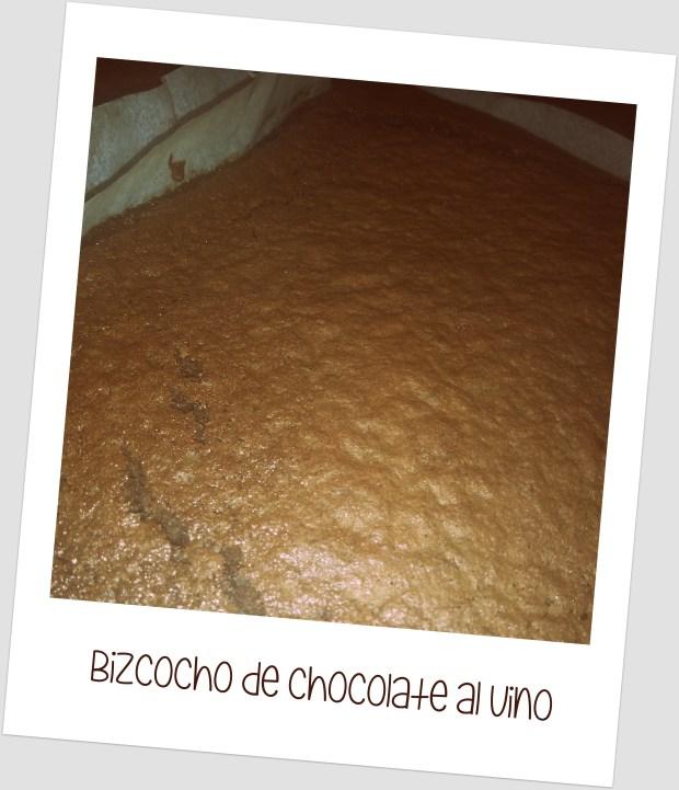 Bizcocho chocolate vino tintoportada