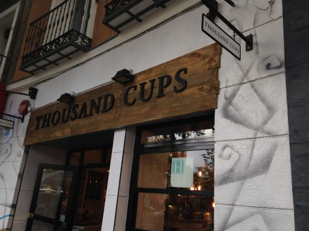 Thousand Cups Missestratagemas