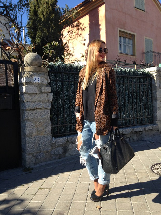 Missestratagemas Leopardo Jeans