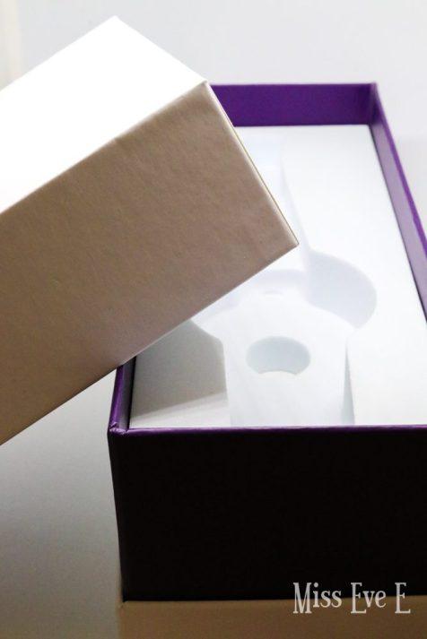Picture of the Zumio box.