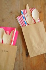 Cute & Colourful Cutlery Pack