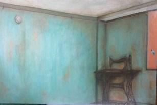 Memorable Space 2 Oil on Canvas 故居 2 油畫布本 59cm x 89cm 2015