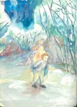 Boy With Burden