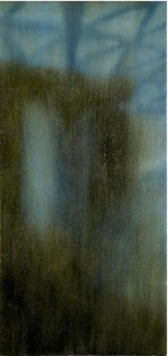 the glimpsing moments 15 Oil on Canvas, 52.5 x 25cm, 2007 (Image courtesy of the artist)