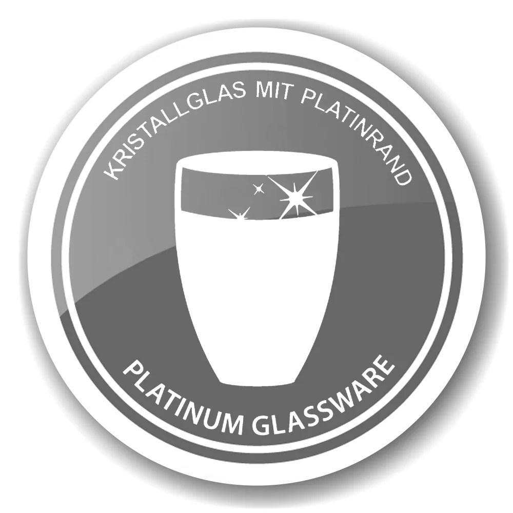 1231 Glasschale mit Deckel Vigo H 19 cm