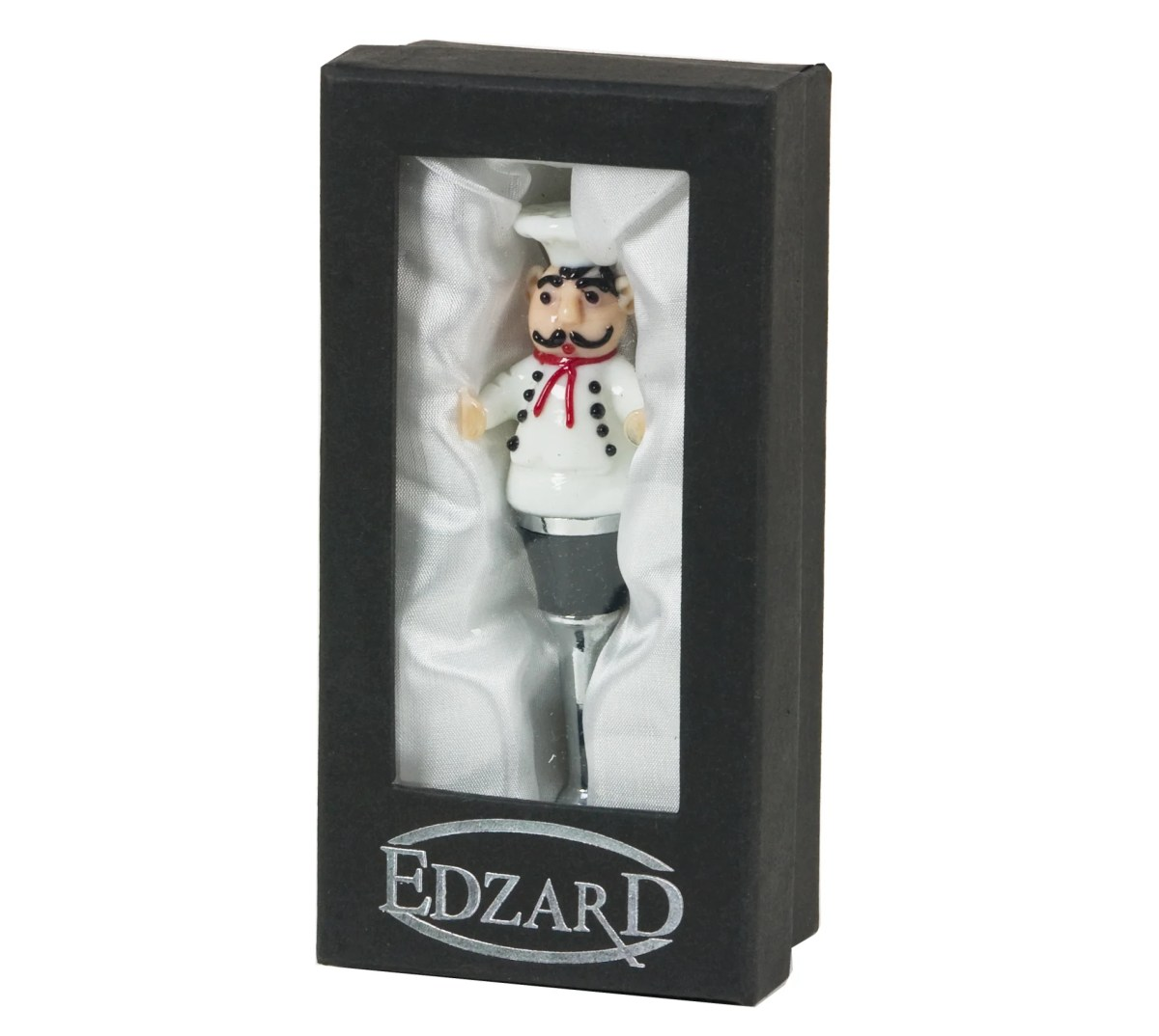 8543 Edzard Flaschenverschluss Weinverschluss Koch Sektverschluss Glaskorken