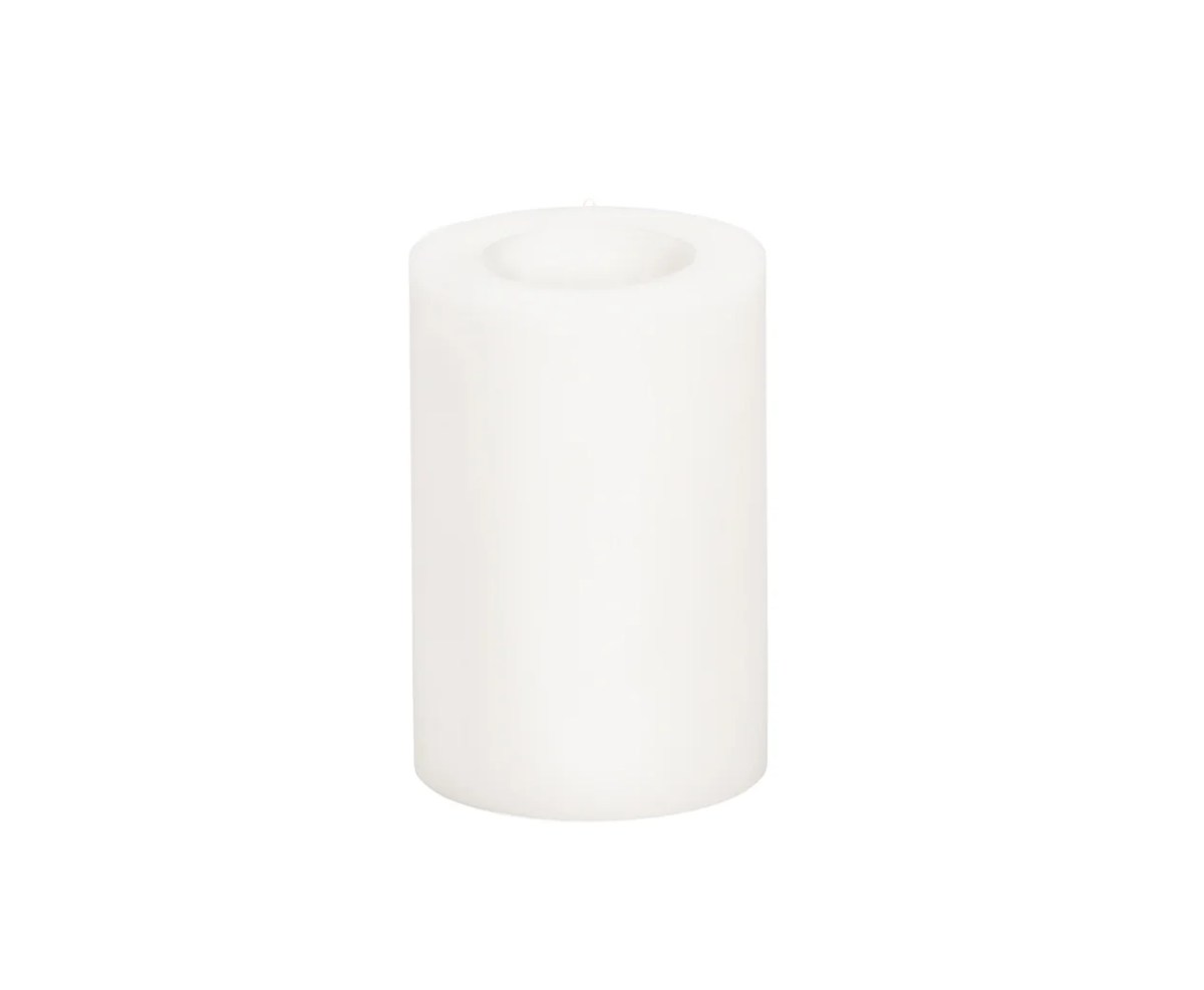 7825 Edzard Teelichthalter Dauerkerze Cornelius für Maxi Teelicht Groß Höhe 15 cm