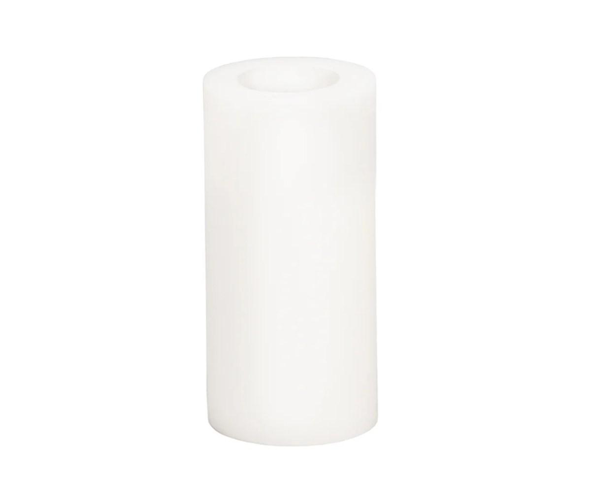 7826 Edzard Teelichthalter Dauerkerze Cornelius für Maxi Teelicht Groß Höhe 21 cm