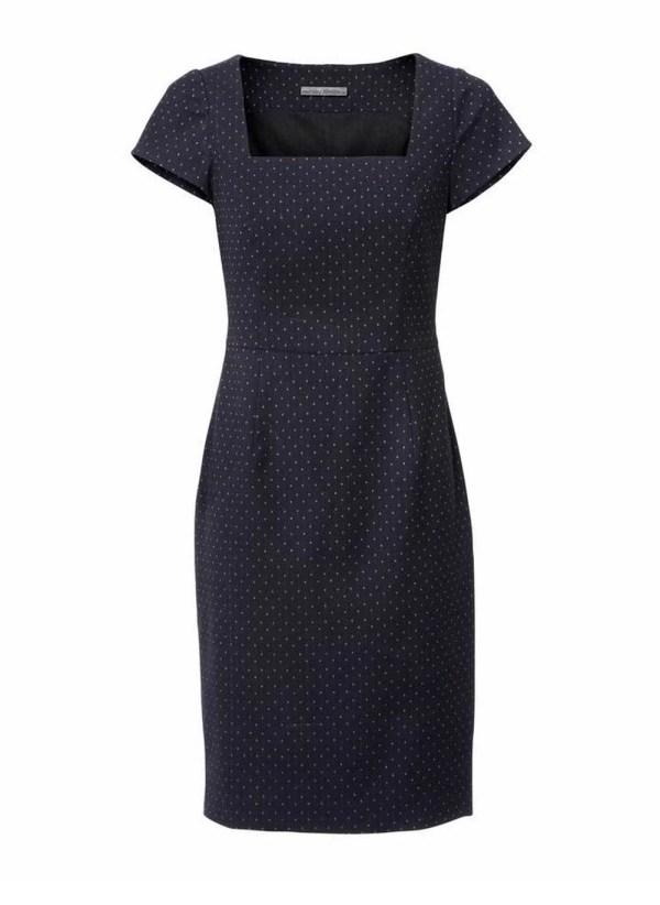 Damen Bodyform Etuikleid | Missforty