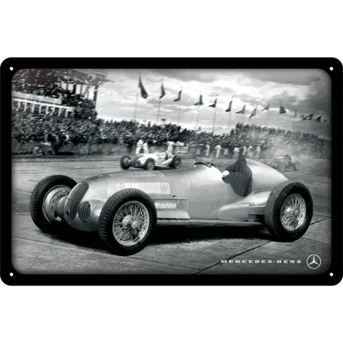 Mercedes-Benz - Silver Arrow Racing Photo