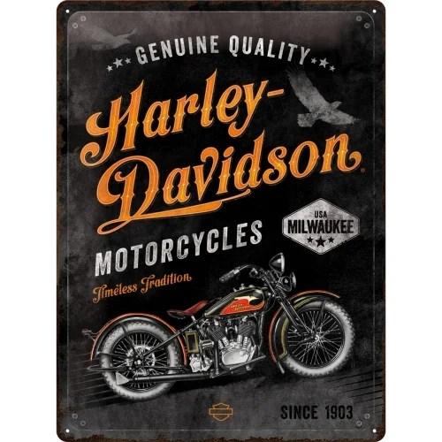 Harley-Davidson - Timeless Tradition
