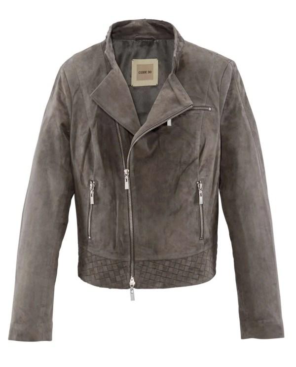 jacken auf rechnung bestellen als neukunde Damen Lederjacke lederjacke biker Bikerjacke Velour Jacke Damen Wildlederjacke 746.177 MISSFORTY